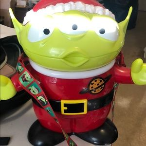 Other - Disney alien Christmas popcorn bucket